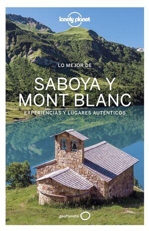 LO MEJOR DE SABOYA MONT BLANC 1