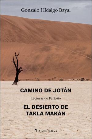 CAMINO DE JOTÁN. EL DESIERTO DE TAKLA MAKÁN