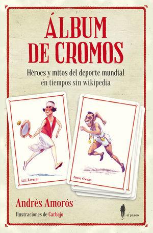 ALBUM DE CROMOS
