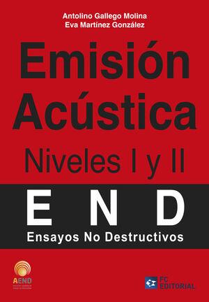 EMISION ACUSTICA. NIVELES 1 Y 2
