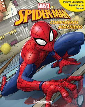 SPIDER-MAN. LIBROAVENTURAS 2. LIBRO-JUEGO. COMPAÑE