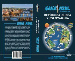 REPUBLICA CHECA Y ESLOVAQUIA
