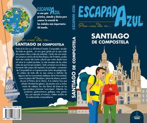 ESCAPADA AZUL SANTIAGO DE COMPOSTELA