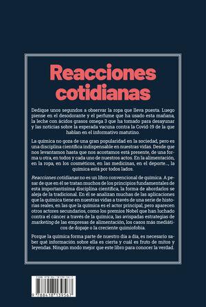 REACCIONES COTIDIANAS