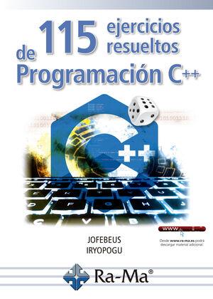 115 EJERCICIOS RESUELTOS DE PROGRAMACIÓN C++