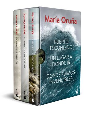 ESTUCHE MARÍA ORUÑA