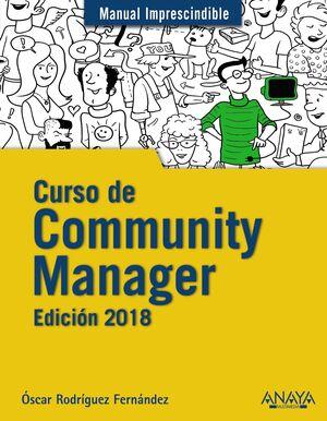 CURSO DE COMMUNITY MANAGER 2018