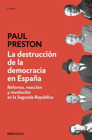 DESTRUCCION DE LA DEMOCRACIA EN ESPA?A
