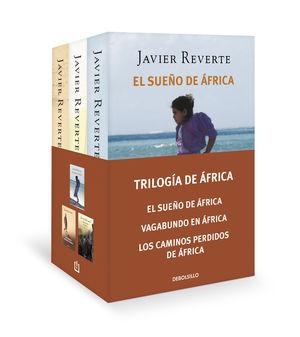 TRILOGÍA DE ÁFRICA (PACK CON: EL SUEÑO DE ÁFRICA  VAGABUNDO EN ÁFRICA  LOS CAM