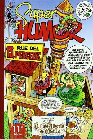 SUPER HUMOR 35 13 RUE DEL PERCEBE