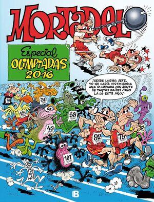 ESPECIAL OLIMPIADAS 2016