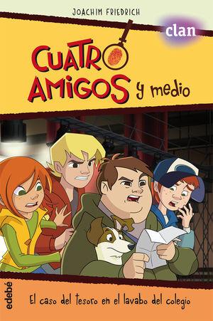 EL CASO DEL TESORO LAVABO COLEGIO TVE