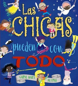 LAS CHICAS PUEDEN TODO