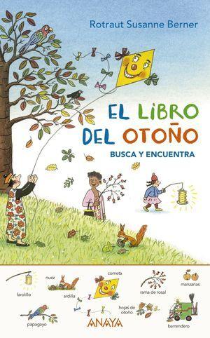 EL LIBRO DEL OTOÑO. BUSCA Y ENCUENTRA