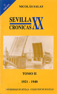 SEVILLA CRONICAS SIGLO XX : 1941-1960. TOMO III. (133)