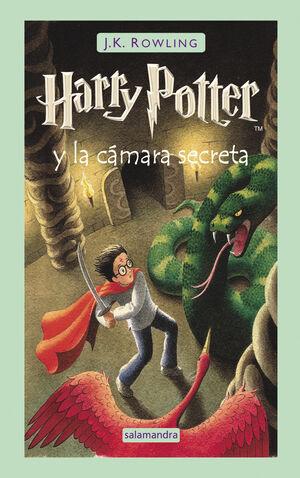 HARRY POTTER Y LA CAMARA SECRETA (2)