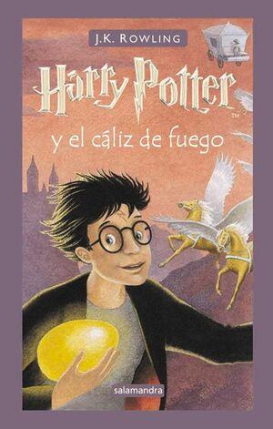 HARRY POTTER Y EL CÁLIZ DE FUEGO (4)