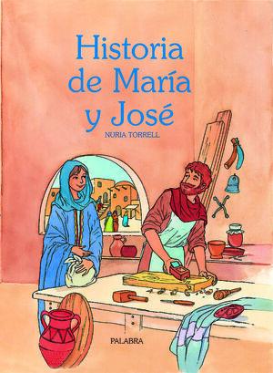 HISTORIA DE MARIA Y JOSE