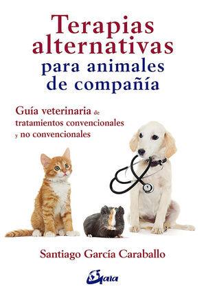 TERAPIAS ALTERNATIVAS PARA ANIMALES DE COMPAÑIA