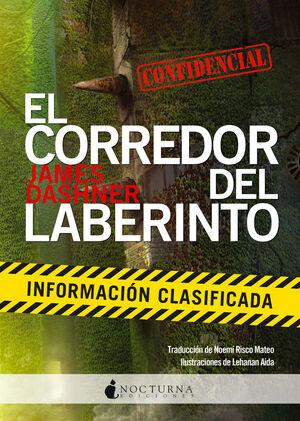 EL CORREDOR DEL LABERINTO: INFORMACIÓN CLASIFICADA