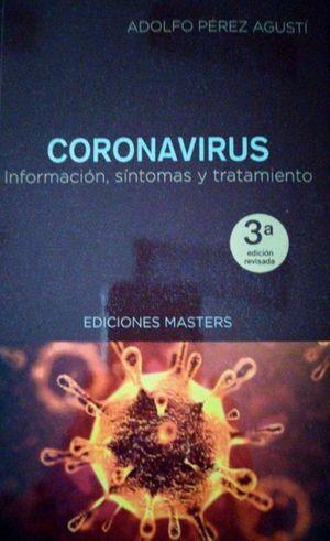 CORONAVIRUS. INFORMACION, SINTOMAS Y TRATAMIENTO (EDICIONES MASTERS)