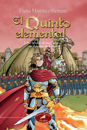 QUINTO ELEMENTAL, EL. LIBRO TERCERO DE LAS CRONICA