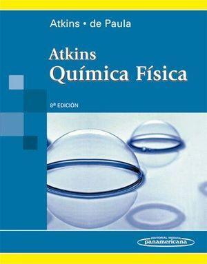 ATKINS-DE PAULA:QU?MICA-F?SICA 8A ED